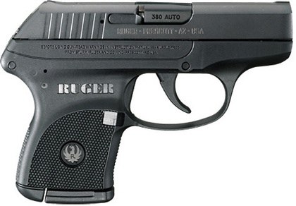 Ruger LCP : click to enlarge